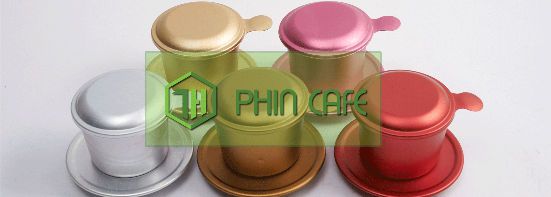 Phin cafe nhôm TH